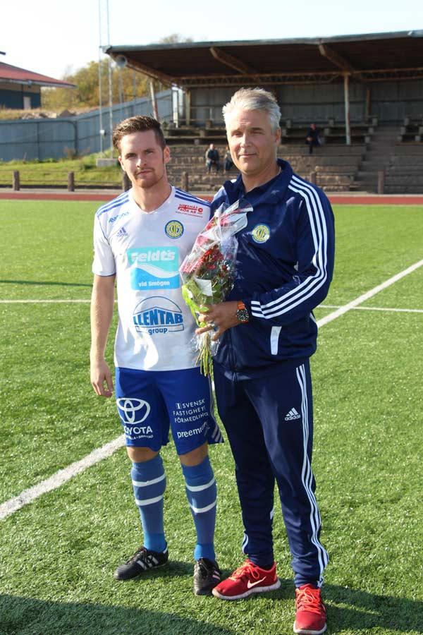 Jimmie Larsson spelade mot Lunden sin sista  match för KIF. Jimmie väljer  till att börja med att ta ett uppehåll från fotbollen 36ed2f07997f2